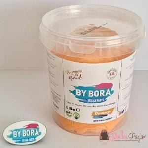 Masa cukrowa By Bora pomarańczowa - 1 kg