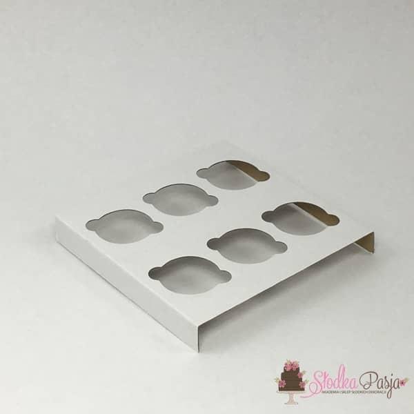 Pudełko na muffinki - 6 szt