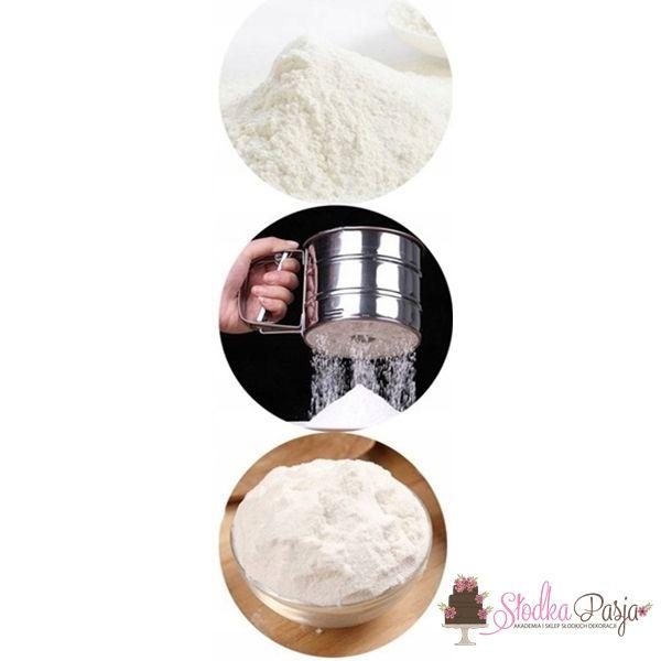 Sitko do przesiewania mąki