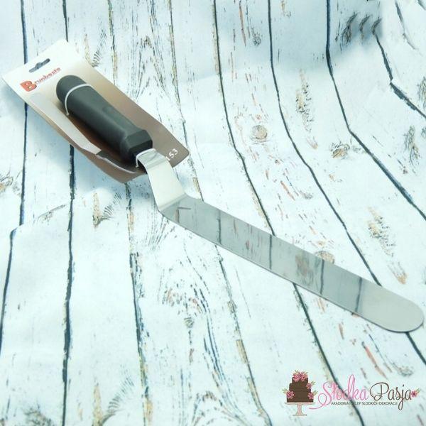 Szpatułka łopatka nóż do cięcia biszkoptu ciasta tortu - 42 cm