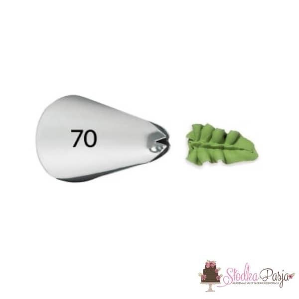 Tylka cukiernicza Wilton nr#70
