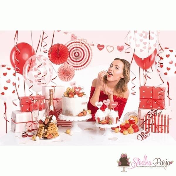 Zestaw urodzinowy dla dzieci Sweet Love