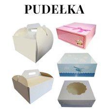Pudełka na tort