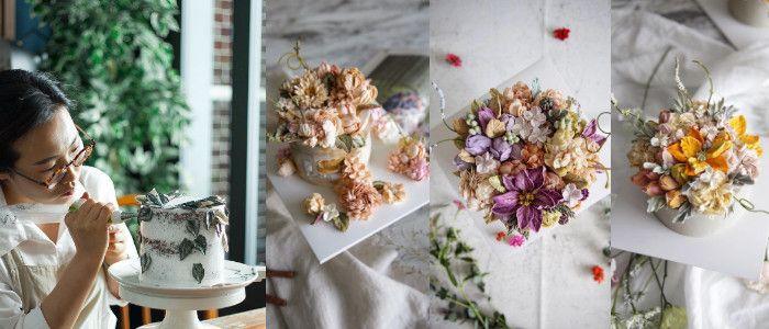 Kurs dekorowania Seon Mee Kim