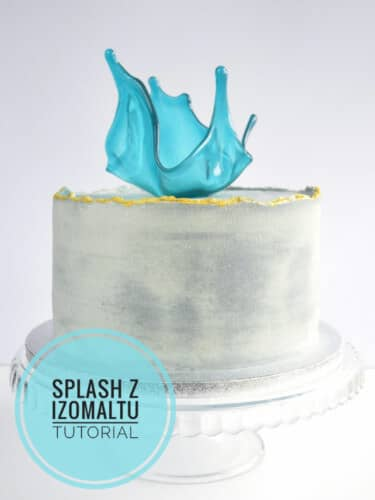 Cakeit poleca barwnik spożywczy w żelu niebieski numer 2
