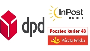 Informacje o wysyłce i płatnościach